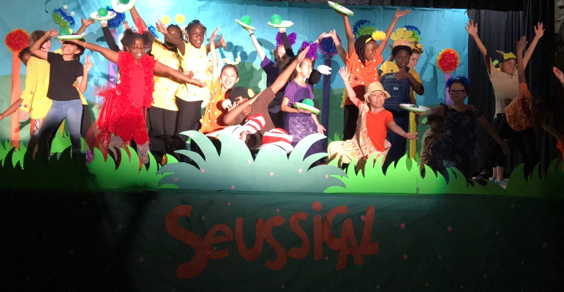 Seussical 2018